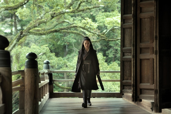 "A scene from Hou Hsiao-hsien's 'The Assasin."" PHOTO: Well Go USA"
